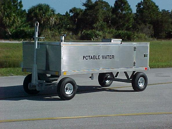 Potable Water Service Cart
