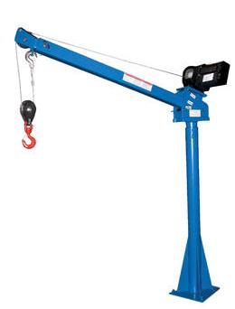 Power Lift Jib Cranes