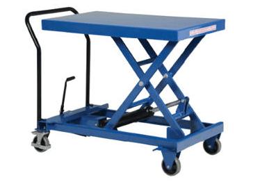 Premium Scissor Lift Carts