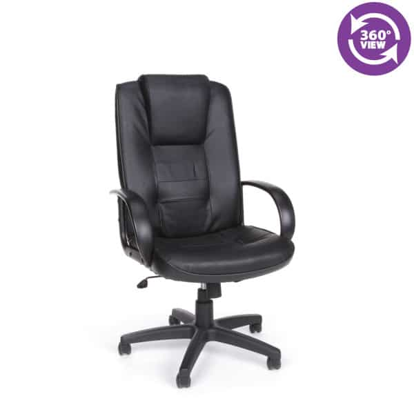 Promotional Leather High-Back Chair
