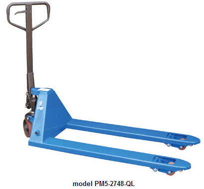 Quick Lift Pallet Trucks