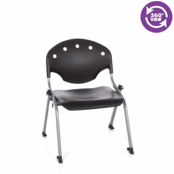 Rico Student Stack Chair – 12 Inch Seat Height