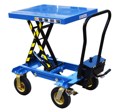 Rough Terrain Elevating Carts