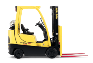 S30-35FT & S40FTS Cushion Tire Lift Trucks