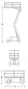 SL26SL/SL30SL Speed Level Lift specifications