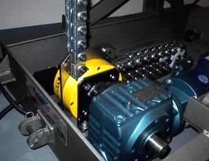 Serapid Mechanical Scissors Lift