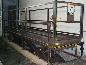 Series 35 Extra Narrow Scissor Lift Tables