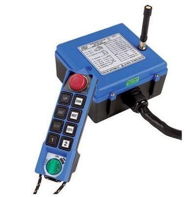 Service Cranes Radio Remote