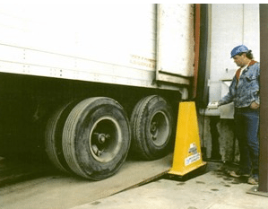 Shallow Pit Mounted Truck Leveler