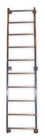 Side Step Fixed Dock Ladder -WLA6SS