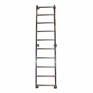 Side Step Fixed Dock Ladder – WLA8SS
