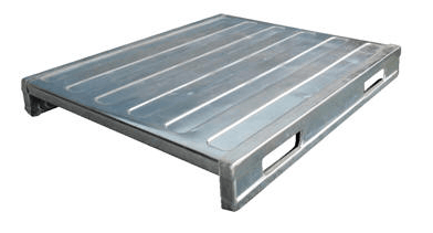 Solid Deck Steel Pallet