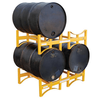 Stackable Drum Racks