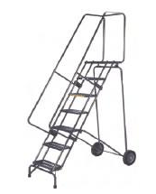 Stainless Steel Fold & Store Ladders