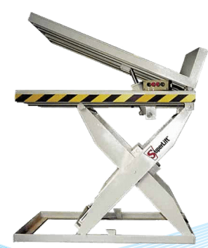 Stainless Steel Scissors Lift And Tilt Table