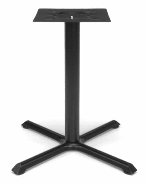 Standard Height Black Finish Small XT Base
