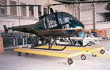 Standard Helicopter Dolly Handler