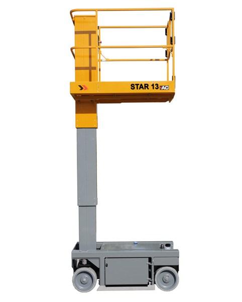 Star13P Electric Vertical Mast Lift