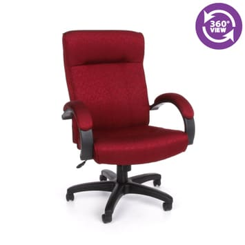 Stature Series Uphosltered Executive High Back Conference Chair