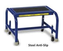 Steel Mobile Steel Stool – WLSR001166