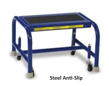 Steel Mobile Step Stool – WLSR001162