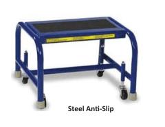 Steel Mobile Step Stool – WLSR001242