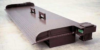 Steel Rail Dockboards