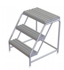 Steel Step Stool – WLST002212CAS