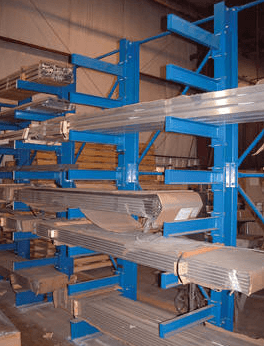 Structural Cantilever Racking