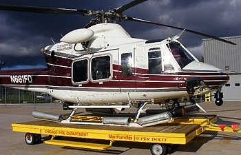 Super Helicopter Dolly Handler