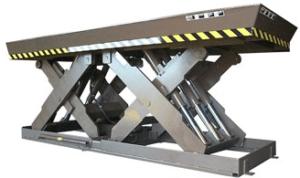 Super Titan Double Long Heavy Duty Scissor Lifts