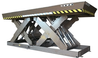 Super Titan Double Long Heavy Duty Scissor Lifts