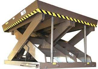 Super Titan Double Wide Heavy Duty Scissor Lifts