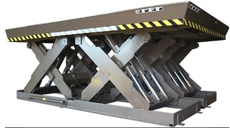 Super Titan Quad Heavy Duty Scissor Lifts