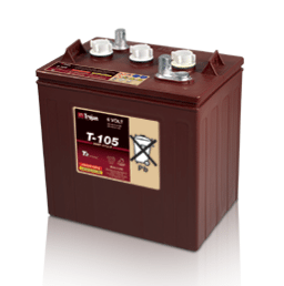 T-105 6V Deep Cycle Battery