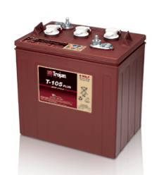 T-105 Plus 6V Deep Cycle Battery