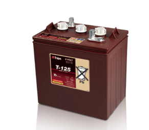 T-125 6V Deep Cycle Battery