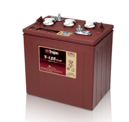 T-125 Plus 6V Deep Cycle Battery