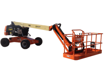 T40EX Explosion Proof Telescopic Manlift