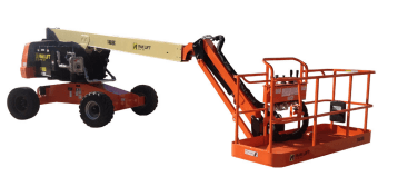 T80EX Explosion Proof Telescopic Manlift