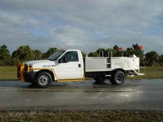 TL700 Lavatory Service Truck