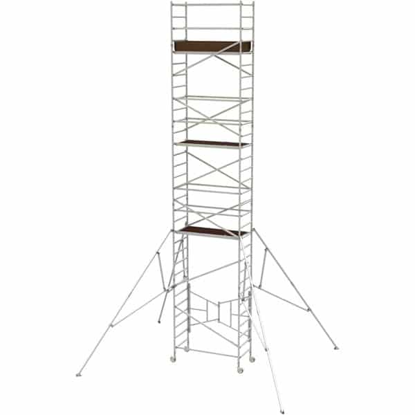 Aluminum Scaffold Product : Aluminum scaffold by industrial man lifts