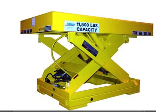Titan Heavy Duty Scissor Lift Tables