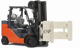 Toyota Lift Truck 10000 lbs Capacity 8FGC45U