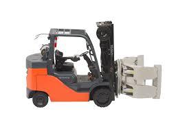 Toyota Lift Truck 12000 lbs Capacity 8FGC55U