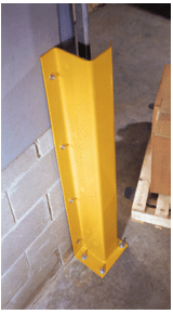 Track Armor Door Protection