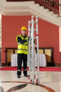 Tradie Folding Low-Level Tower