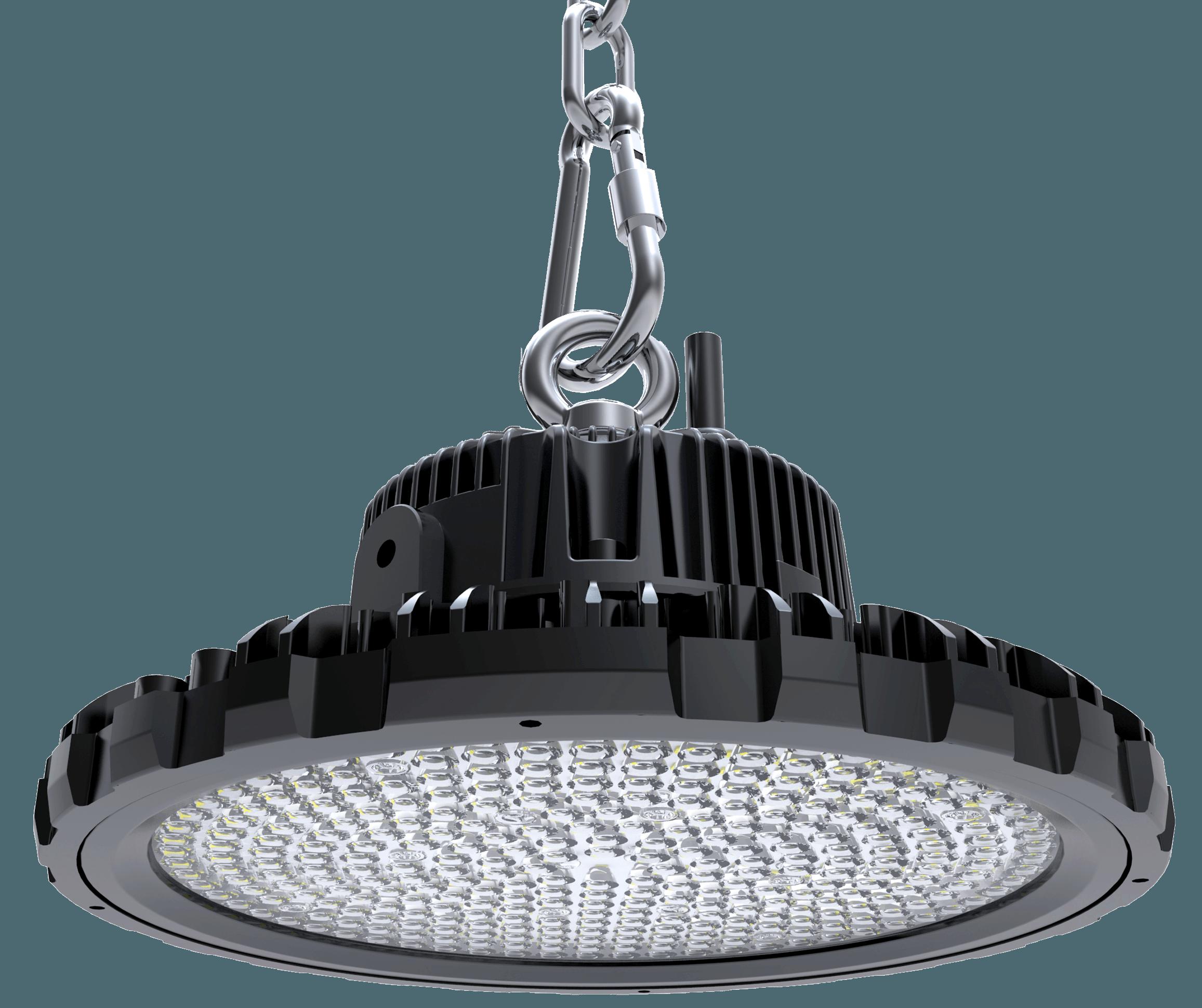 UFO LED HighBay Light 100W 135Lmw, IP65 Waterproof