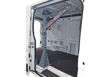 VC500FB Van Service Crane