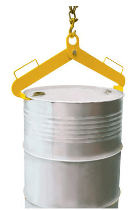 Vertical Drum Clamp